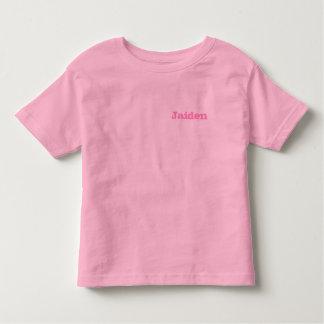 de gangt-shirt van borstkanker kinder shirts