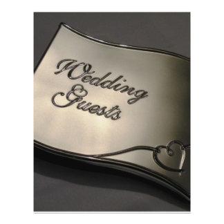 De Gast van het huwelijk Persoonlijke Folder