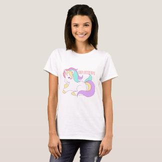 De gekke Minnaar van de Eenhoorn T Shirt