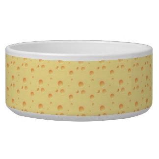 De gele Kaas kijkt de Kom van het Huisdier