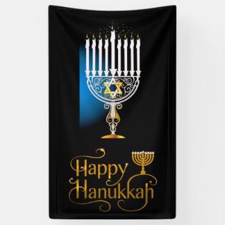 De gelukkige Banner van de Chanoeka