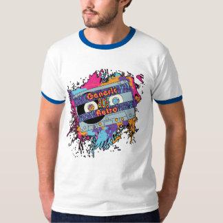 De generische Retro jaren '80 T Shirt