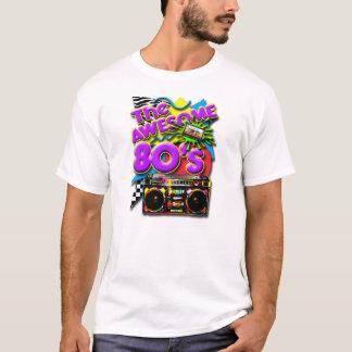 De geweldige jaren '80 t shirt