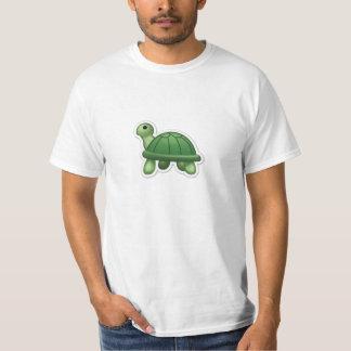 De geweldige T-shirt van de Schildpad Emoji!