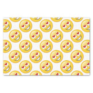 De gift van Emoji het verpakken Tissuepapier