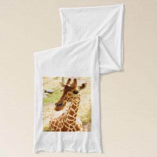 De girafe fin écharpe