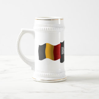 De Golvende Vlag van België Bierpul