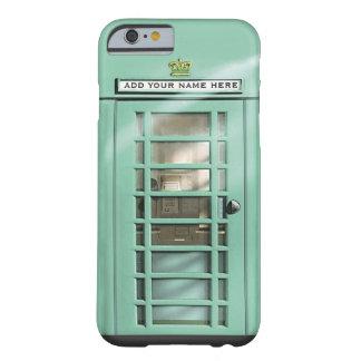 De grappige Gepersonaliseerde Doos van de Telefoon Barely There iPhone 6 Hoesje