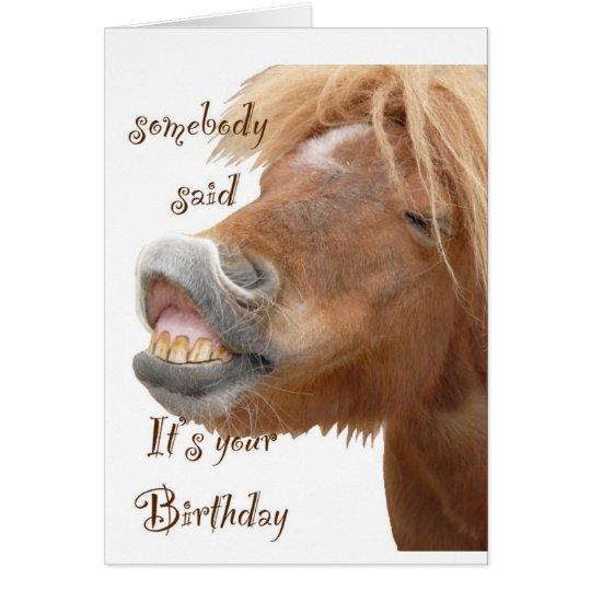 verjaardagskaart paard Gratis Verjaardagskaart Paard   ARCHIDEV verjaardagskaart paard