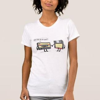 De grappige T-shirt Obsoletes