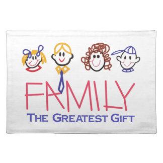 De grootste Gift Placemat