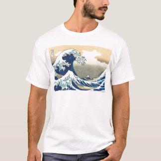 De grote golf van Hokusai T Shirt