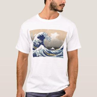 De grote Golf van Kanagawa T Shirt