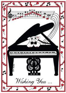 Piano Verjaardag Cadeaus Zazzle Be