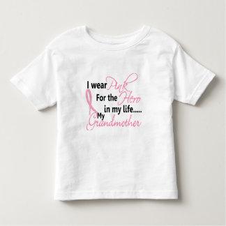 De HELD van Kanker van de borst IN MIJN LEVEN, Kinder Shirts