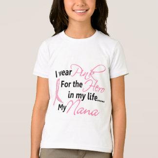De HELD van Kanker van de borst IN MIJN LEVEN, T Shirt