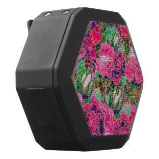 De hete Roze Samenvatting van Rozen Zwarte Bluetooth Speaker