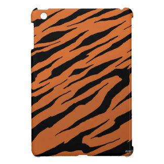 De Hoesjes van de Streep van de tijger iPad iPad Mini Cases