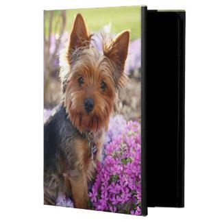 De hond van Yorkshire Terrier, yorkie het leuke ho iPad Air Hoesje