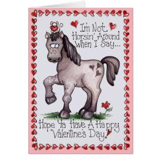 De Horsin carte autour - Valentine