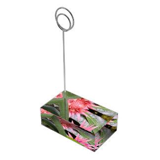 De Houder van de Kaart van de lijst - Orchidee