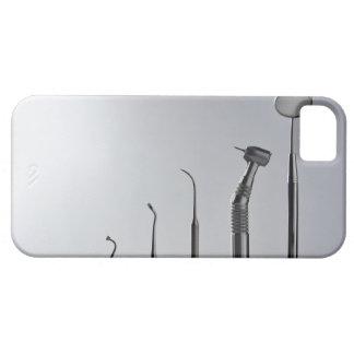 De instrumenten van de tandarts barely there iPhone 5 hoesje
