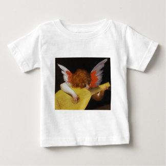 De Italiaanse Engel van de Renaissance Baby T Shirts