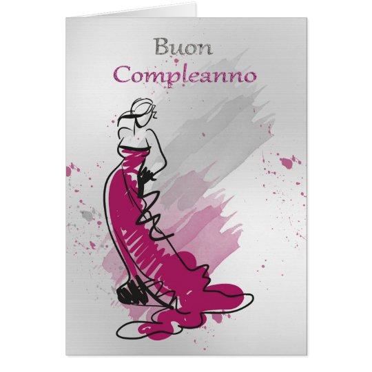 verjaardag vrouw italiaans