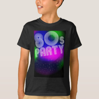de jaren '80 Partij T Shirt