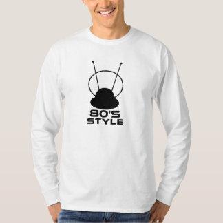 de jaren '80 Stijl T Shirt