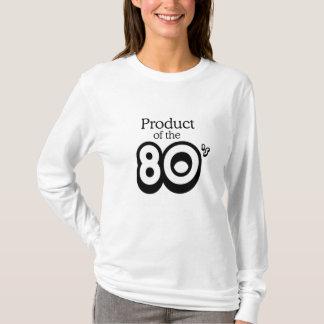 de jaren '80 t shirt