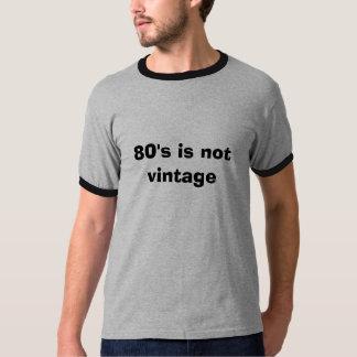 de jaren '80 zijn niet vintage t shirt