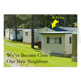 De Kaart van de adreswijziging: Dichte Buren