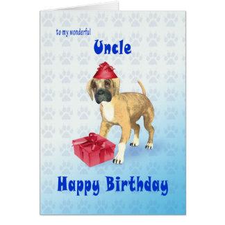 Kaart Verjaardag Oom Octopuss