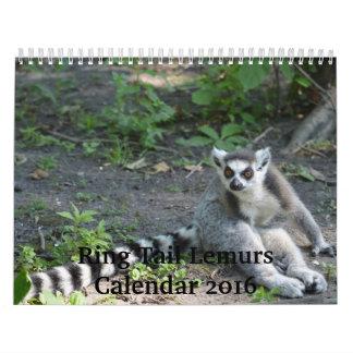 De Kalender van de Makien 2016 van de Staart van