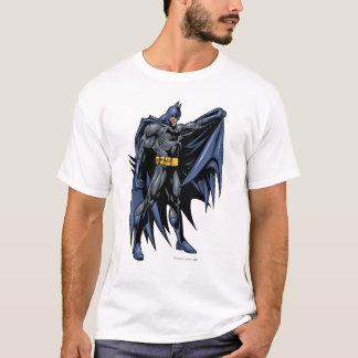 De Kant van de volledig-Kleur van Batman T Shirt