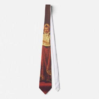 De keizer eigen stropdas