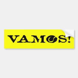 De koele Sticker van de Bumper voor de Spelers en