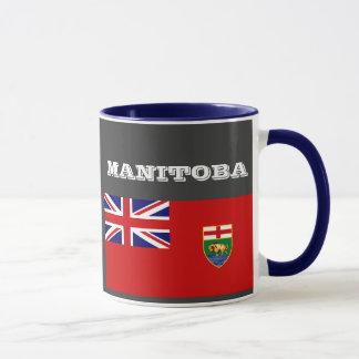 De Koffie Mug* Tasse    DE Manitoba van Manitoba Mok