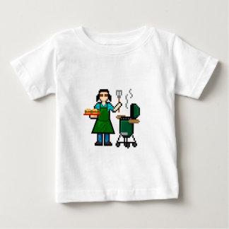 De kok van de vrouw BGE Baby T Shirts
