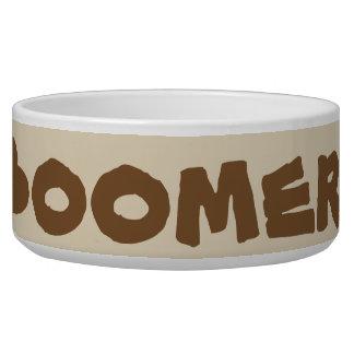 """De Kom van de Hond """"Boomer"""""""