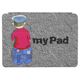 De Krabbel van Abe R myPad iPad Air Cover
