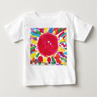 De Kunstenaar van het Autisme van de Wateren van Baby T Shirts