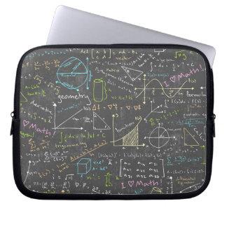 De Lessen van de wiskunde Computer Sleeve