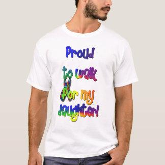 De Leurder van de Voorlichting van het autisme T Shirt