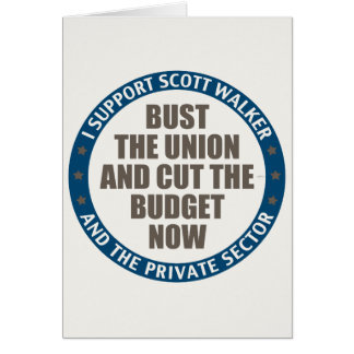 De Leurder van Scott van de steun Briefkaarten 0