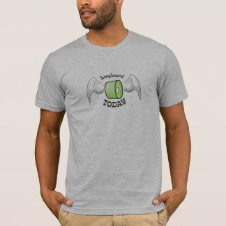 De Longboard volant aujourd'hui T-shirt
