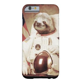 De Luiaard van de astronaut Barely There iPhone 6 Hoesje