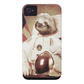 De Luiaard van de astronaut iPhone 4 Hoesje