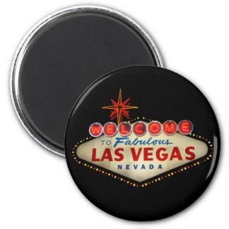 De Magneet van het Teken van Las Vegas